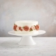 Exotic Lychee Rose Butter Cream Cake
