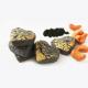 Black Gold Cashew Nut Cookies