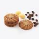Espresso Butter Cookies