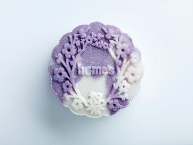 Pure White Lotus Mooncake
