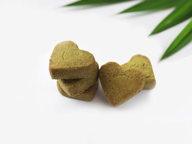 Pandan Cookies