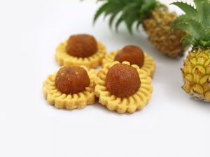 Traditional Pineapple Tarts