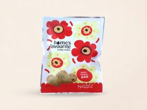 Lychee Cookies Bag